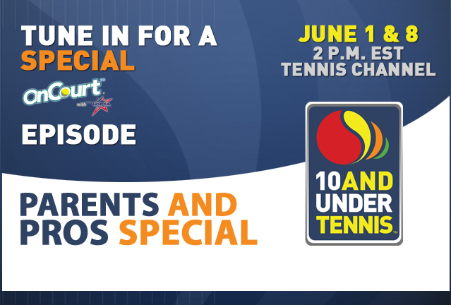 Don't miss this look at 10 and Under Tennis!
